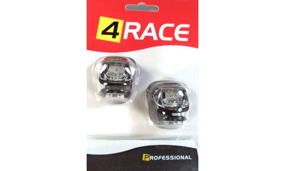 Blikačka 4 race přední+zadní LED