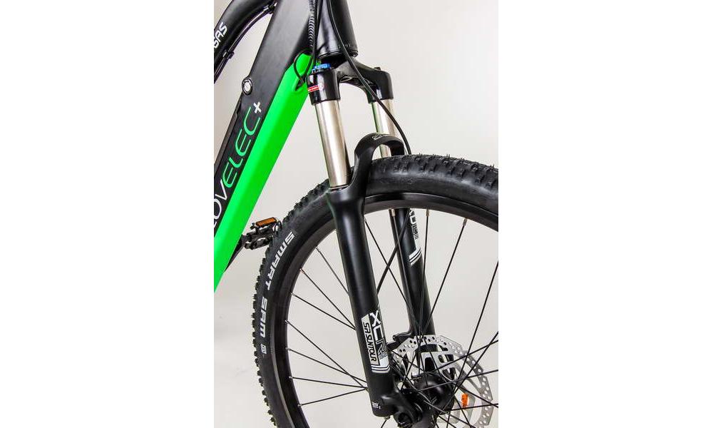 """Horský elektrobicykel LOVELEC Sargas (rám 19"""")"""