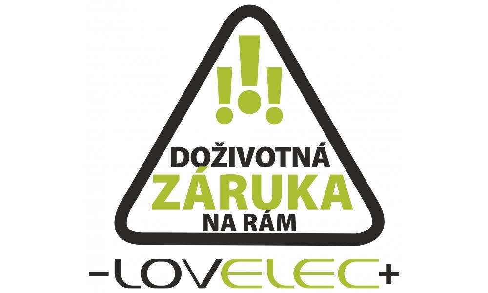 Elektrický bicykel LOVELEC Atria