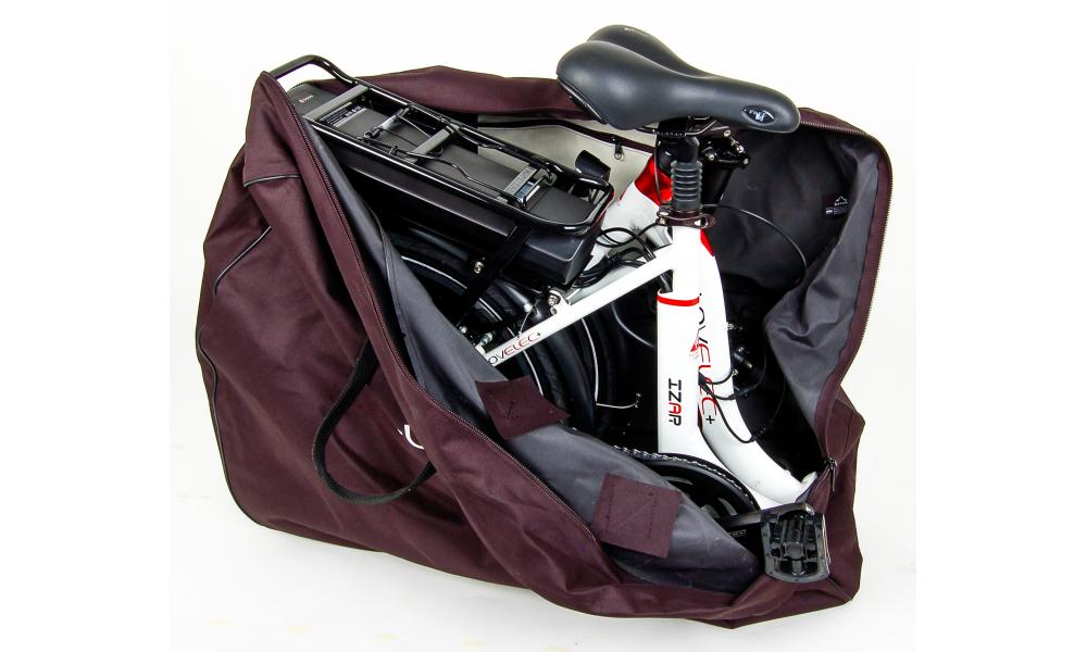 LOVELEC Vak na skladací bicykel