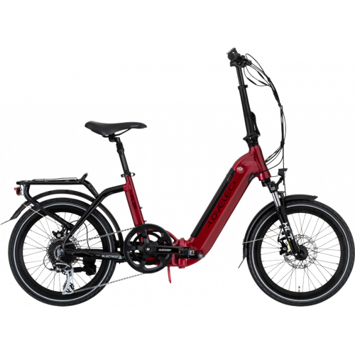 Skladací elektrobicykel LOVELEC Flip
