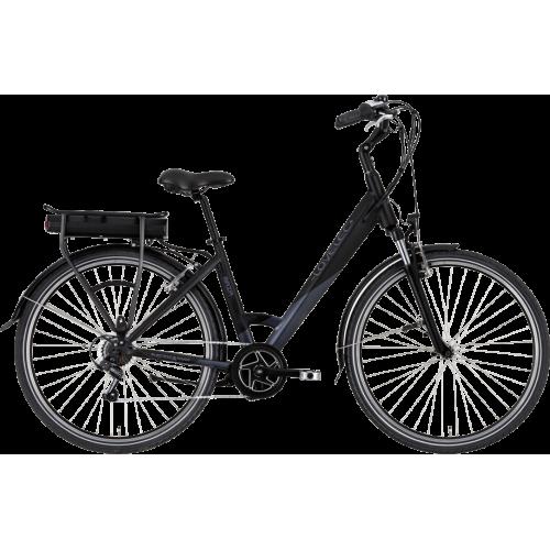 Mestský elektrobicykel LOVELEC Maia Black/Grey