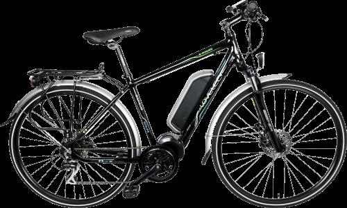 Trekingový elektrobicykel LOVELEC Sirius