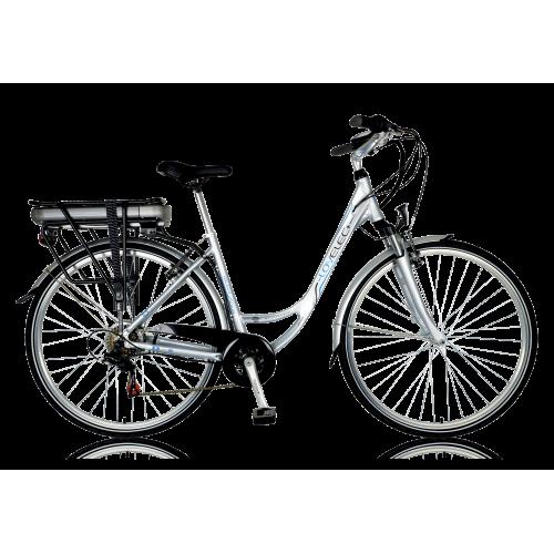Mestský elektrický bicykel LOVELEC Galaxy