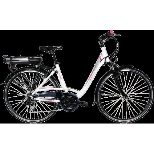 Elektrický bicykel LOVELEC Atria Violet