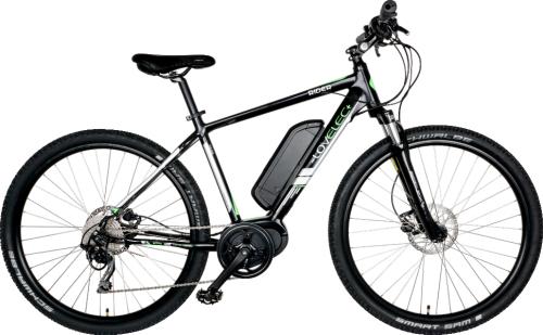 Elektrický bicykel LOVELEC Rider MTB